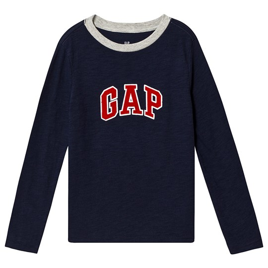 GAP Logo T-Shirt Navy Tapestry Navy