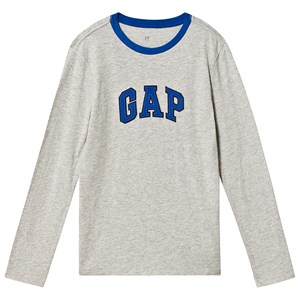 Image of GAP Logo T-shirt Grå XL (12-13 år) (1471615)