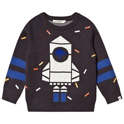 Billybandit Rocket Sweater Black