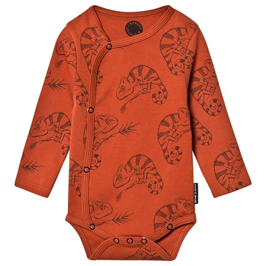 Sproet & Sprout Chameleon Baby Body Orange Ginger