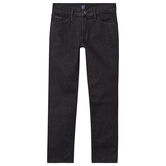 GAP Slim Jeans Sort Vask Black Wash