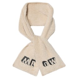 Sproet & Sprout Soft Touch MEOW Scarf Cream