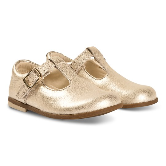 Clarks Drew Shine Skor Gold Metallic GOLD METALLIC