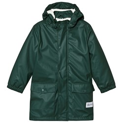 Kuling Girwood Rain Jacket Deep Green