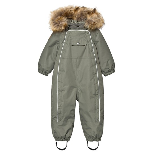 Kuling Val D'Isere Snowsuit Light Green