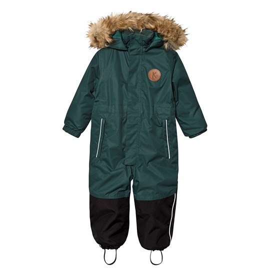 Kuling Chamonix Coverall Deep Green