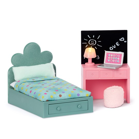 LUNDBY Accessories Teen Room set Green