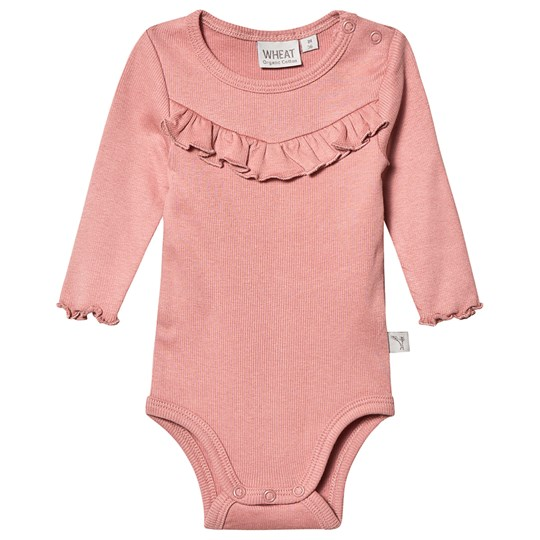 Wheat Rib Volang Baby Body Soft Rouge Soft Rouge