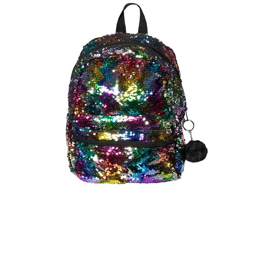 YouGo Sequence Small Backpack Rainbow Rainbow/Silver