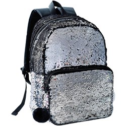 YouGo Sequence Large Backpack Black/Silver