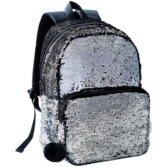 YouGo Sequence Large Backpack Black/Silver sequence black/silver