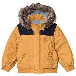 Timberland 2-in-1 Winter Jacket Yellow