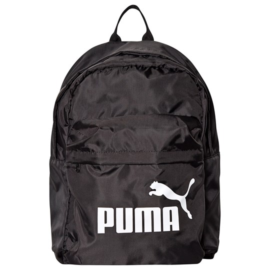 Puma Branded Classic Backpack Black Puma Black