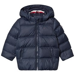 Tommy Hilfiger Down Padded Jacket Navy