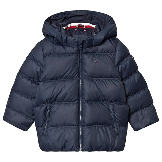 Tommy Hilfiger Down Padded Jacket Navy 002
