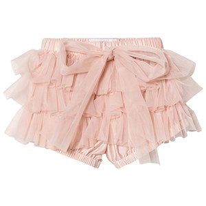 Image of DOLLY by Le Petit Tom Frilly Bukser Tutu Bloomer Ballet Pink Newborn (3-18 mdr) (1447339)