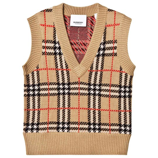 Burberry Mickenze Kit Vest Archive Beige ARCHIVE BEIGE