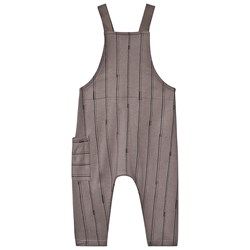 MAINIO Stick Overalls Charcoal Grey