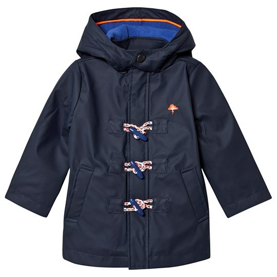 Billybandit Hooded Raincoat Blue 849