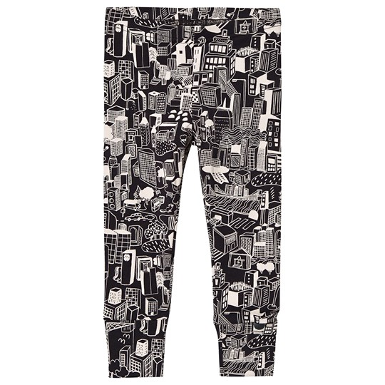 Papu Fold Leggings Night In The City Night in the City
