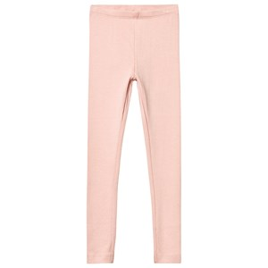 Image of Wheat Rib Leggings Misty Rose 68 cm (4-6 mdr) (1469235)