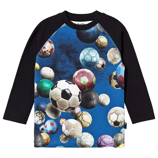 Molo Remington T-Shirt Cosmic Soccer Balls Cosmic Footballs