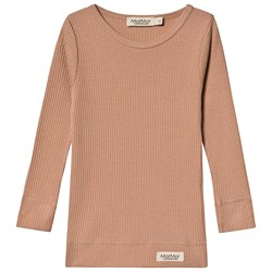 MarMar Copenhagen T-shirt Rose Brown