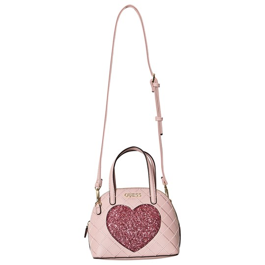 Guess Heart Handbag Pink G600