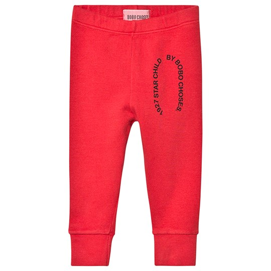 Bobo Choses Starchild Patch Leggings Sun Dried Tomato Sun Dried Tomato