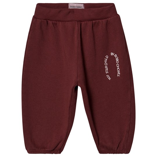 Bobo Choses Saturn Sweatpants Sun Dried Tomato Sun Dried Tomato