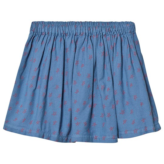 Bobo Choses Stars Flared Skirt Infinity Infinity