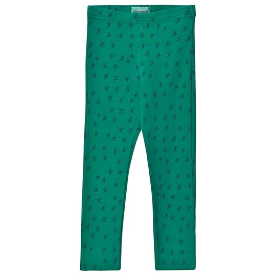 Bobo Choses Stars Leggings Iceberg Green Iceberg Green