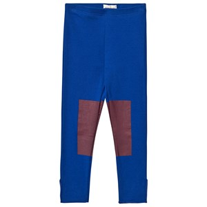 Image of Bobo Choses Patch Leggings Marine Blå 2-3 år (1431045)