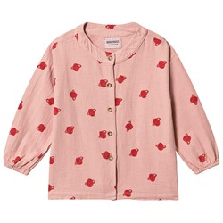 Bobo Choses Lille Saturn Bluse Mellow Rose