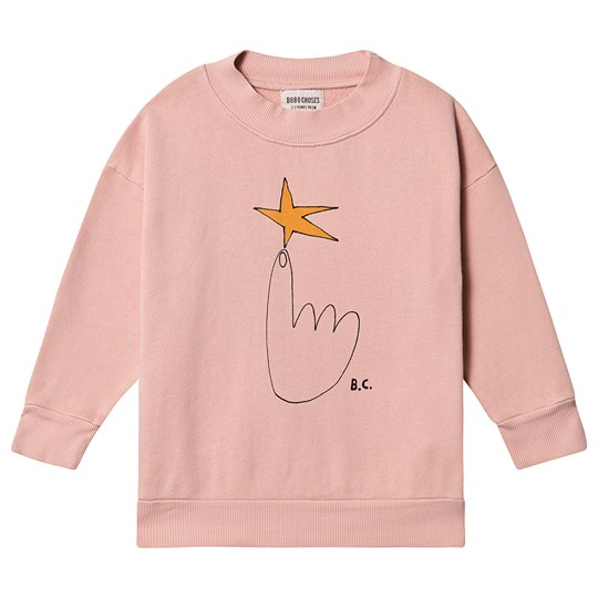 Bobo Choses The Northstar Tröja Mellow Rose Mellow Rose