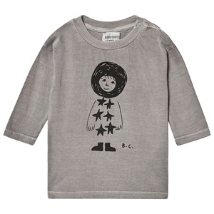 Image of Bobo Choses Starchild T-Shirt Drizzle 6-12 mdr (1431250)