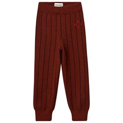 Bobo Choses Bobo Knitted Pants Sun Dried Tomato