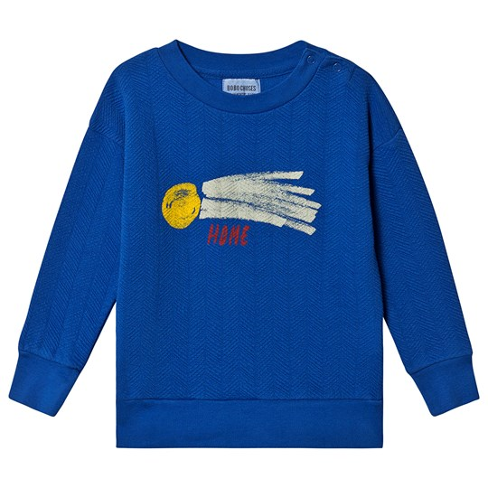 Bobo Choses A Star Called Home Sweatshirt Nautical Blue Nautical Blue