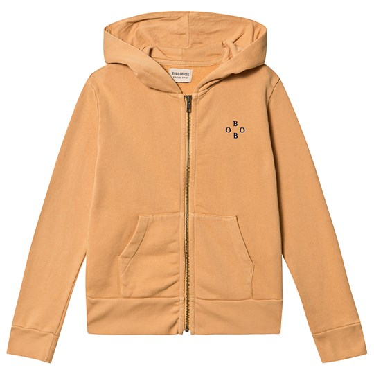 Bobo Choses We Are All Stardust Zip Hoodie Gold Earth Gold Earth
