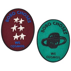 Bobo Choses 2-Pack We Cosmos Patches
