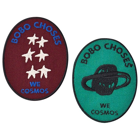 Bobo Choses 2-Pack We Cosmos Patches NONE