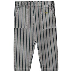 Bobo Choses Striped Straight Byxor Infinity