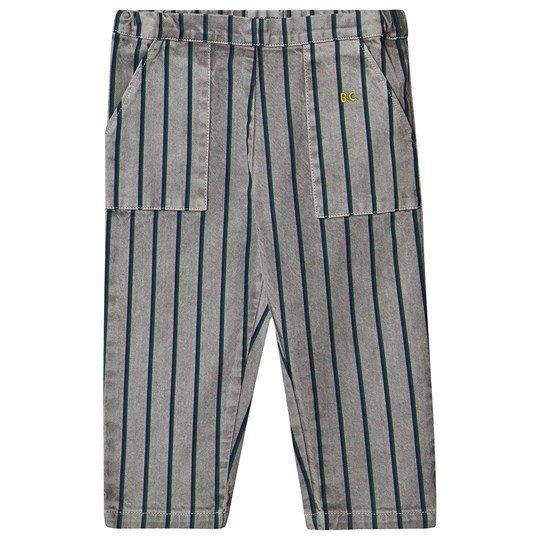 Bobo Choses Striped Straight Pants Infinity Infinity