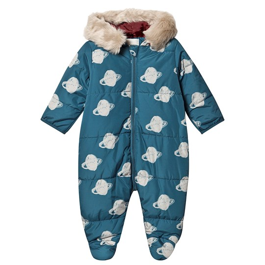 Bobo Choses Big Saturn Padded Coverall Infinity Infinity