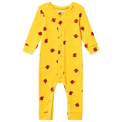 Bobo Choses Small Saturn Bodysuit Dandelion