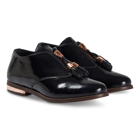 Carrément Beau Oxford Shoe Dark Navy 849