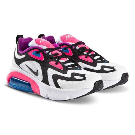 NIKE Air Max 200 Sneakers White/Pink 100