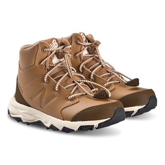 New Balance Tan Lace Up Hiking Boots 261