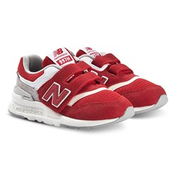 New Balance Lifestyle 997H Sneakers Team Red/Rain Cloud