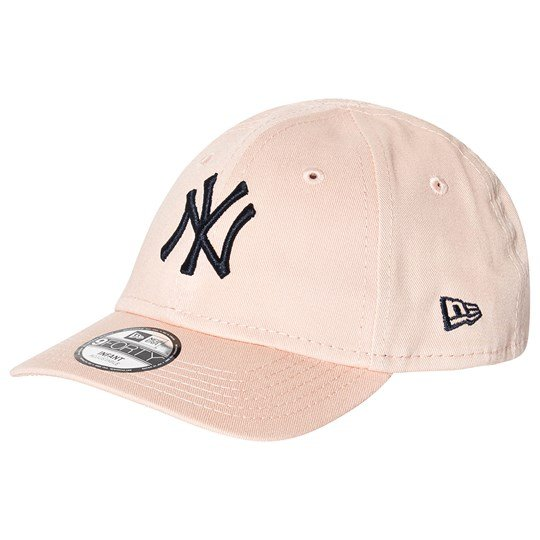 New Era New York Yankees Logo 9Forty Baseball Keps Rosa/Marinblå BSKNAV